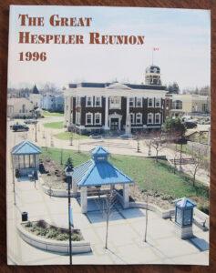 1996 Hespeler Reunion Book