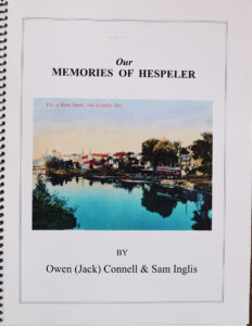 Our Memories of Hespeler