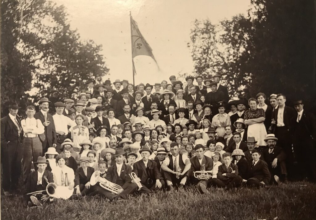 Selkirk Colonial Society Picnic