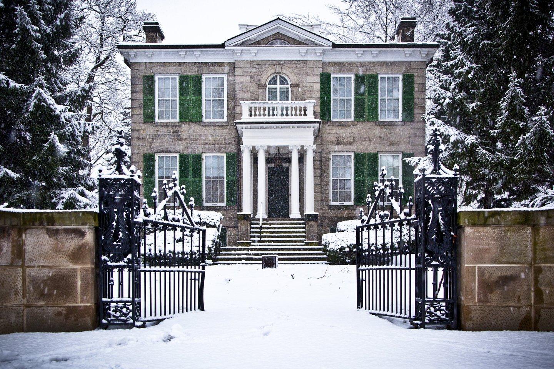 McQuesten Family Home. Hamilton, Ontario