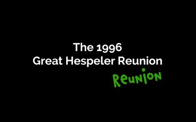1996 Great Hespeler Reunion – Reunion